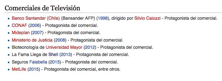 CV - Pablo Sotomayor Prat - Comerciales
